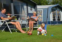Kamperen @De Lente van Drenthe / Kamperen in een bijzondere tent of caravan. www.lentevandrenthe.nl