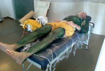 Santorini Lilium Zen Spa body treatments / Body treatments