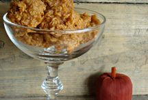 The Great Pumpkin / Everything using Pumpkin Spice Jello Pudding and a few things more... / by Kate Dennis