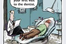 Humour / Have a look at some dental jokes!