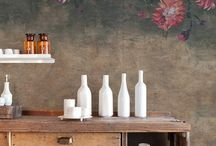Mediastyling interieur flower
