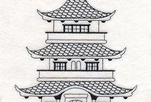 Japans embroiding