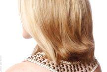 blonde haircolour