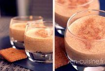 Crèmes, Mousses, Entremets