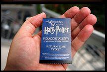Gotta Get Back to Hogwarts / by Hillary Thomas