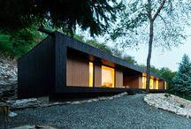 Architectuur woonhuis