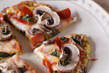 Pizza / Delicious pizza recipes that everyone will love!