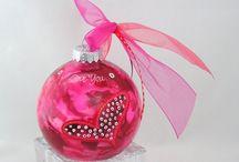Valentine I Love You Ornament