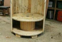 Pallet & Wood