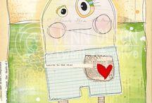 art journal- blogs