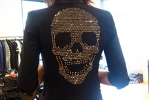 SKULLS meet FASHION / by Kunle T Campbell