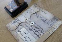 Paper envelopes / by Rietje de Jong