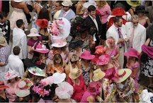 What to Wear - Horse Racing Fashion / by Arlington International Racecourse
