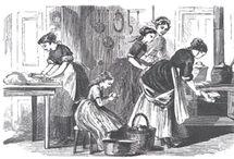 1860-1865 - Working Wear