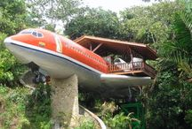 Cool stuff in travel / Fun and unusual forms of transport and accommodation