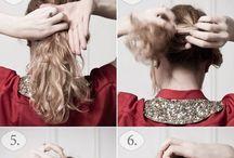 Hair ideas / by Kate Shephard