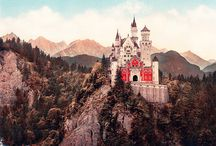 Happily Ever After / All Things Fairy Tale and Beyond...  Realistic Images of Fairies, Castles and Fanatasy