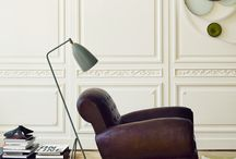 GUBI / Danks Design furniture. New design icons. Lights. Chairs. Lamp. Tables. Seating. Sofas. Stools. Office