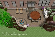 For the Home: Patio / by Amanda Robinson
