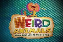 Weird Animals VBS 2014 / Group VBS program / Our Sunday Visitor Catholic VBS