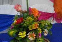 decoración de fiesta vallenata