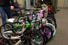 Angels of Arundel County - 2013 / Anne Arundel County employees started this program in 1987. It provides wrapped gifts to needy children in our local communities in AA Co.