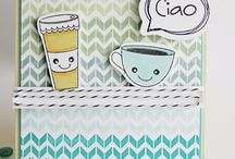 Stamps by Becky Oehlers from Gina K Designs