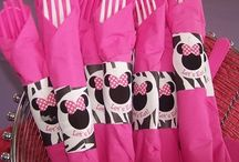 "Lanies ""Minnie Mouse Boutique & TuTu"" Birthday Party"
