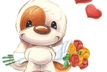 Animaletti stickers