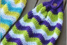 kitchen crocheting