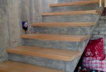 лестницы лофт