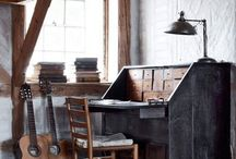 Songwriting Room