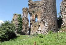 mes châteaux français préférés