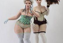 Muñecas Gorditas