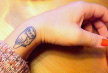 Tattoo.. / by Nicki Wolfe