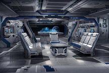 New interiors