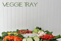 Vegetable Displays