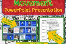 TpT 9 The Civil Rights Movement (U.S. History) / Teaching strategies and lesson plans for the Civil Rights Movement for secondary U.S. History class.  https://www.teacherspayteachers.com/Store/Chalk-Dust-Diva