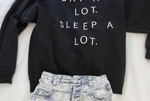 My kind of clothes