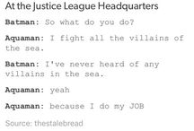 DC and Marvel lol