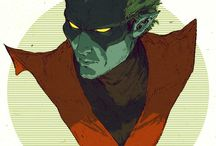 MARVEL ∙ Nightcrawler