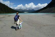 Traveling in Banff National Park / Traveling with a toddler in Banff National Park