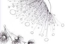 Zentangle Doodle art