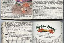Journaling/Mail Art