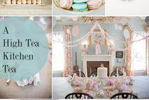 Kitchen Tea Ideas / Décor and theme ideas