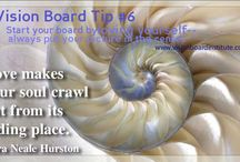 2014 Vision Board Daily Tips