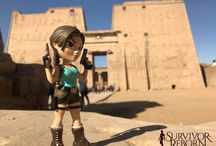 Lara's Travels / Photos and articles about the places Lara Croft has visited since her debut in 1996.