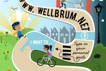WellBrum / WellBrum Digital Hub (http://wellbrum.net) shows you free or low cost local ways to get you and your friends & family happy + healthy in Birmingham.   All contributors to WellBrum are encouraged to pin their images here.