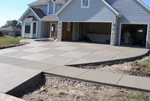 Concrete Driveway Construction Milwaukee / When it comes to concrete driveways and driveway installation, don't trust just anyone. Turn to the experts at JBS Construction. With more than 30 years in the concrete services industry, we know all of the ins and outs when it comes to installing concrete driveways.   To see some of our high-quality concrete driveways, see the photo gallery below.