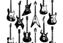Guitargasm / Pins that show my fascination for the six-stringed instrument.